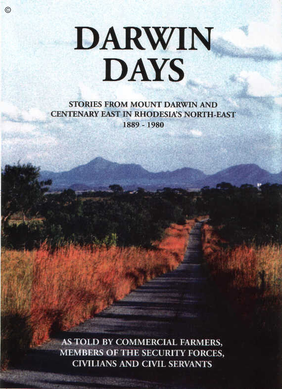 darwin days book cover