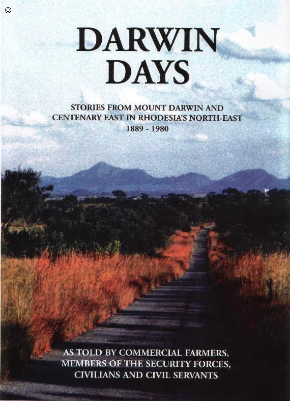 darwin days book cover