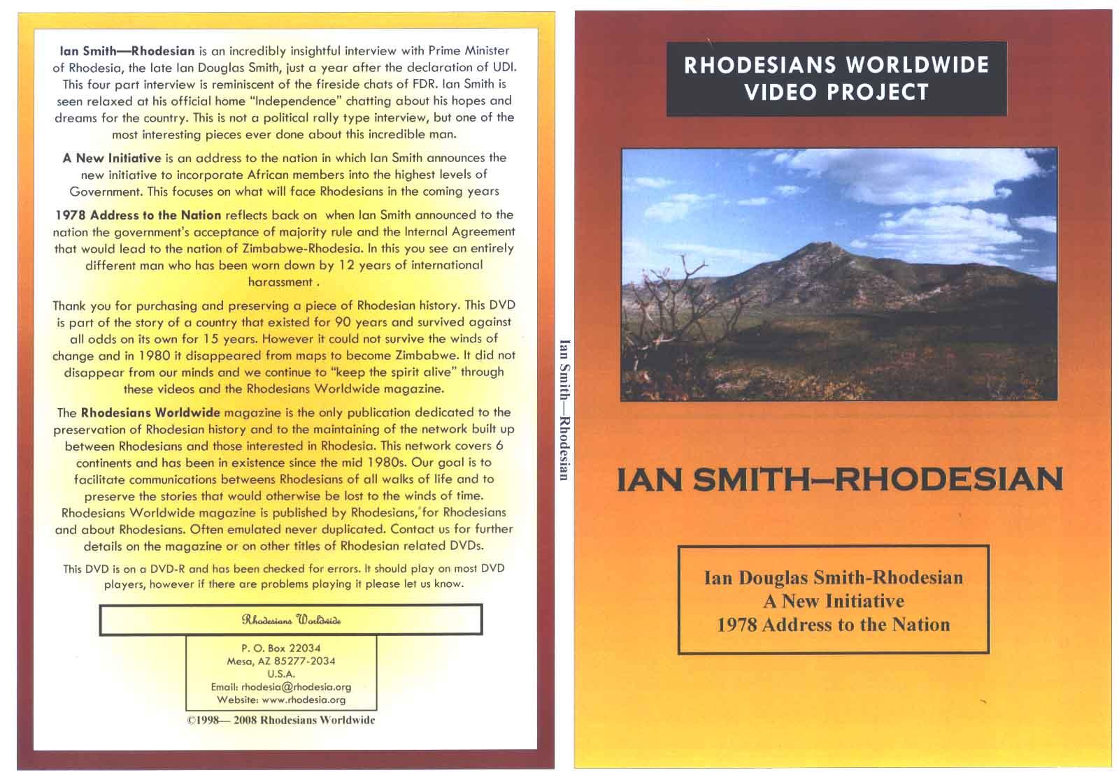 ian smith video cover