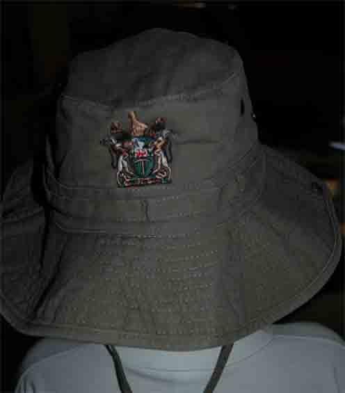 rhodesian worldwide hat